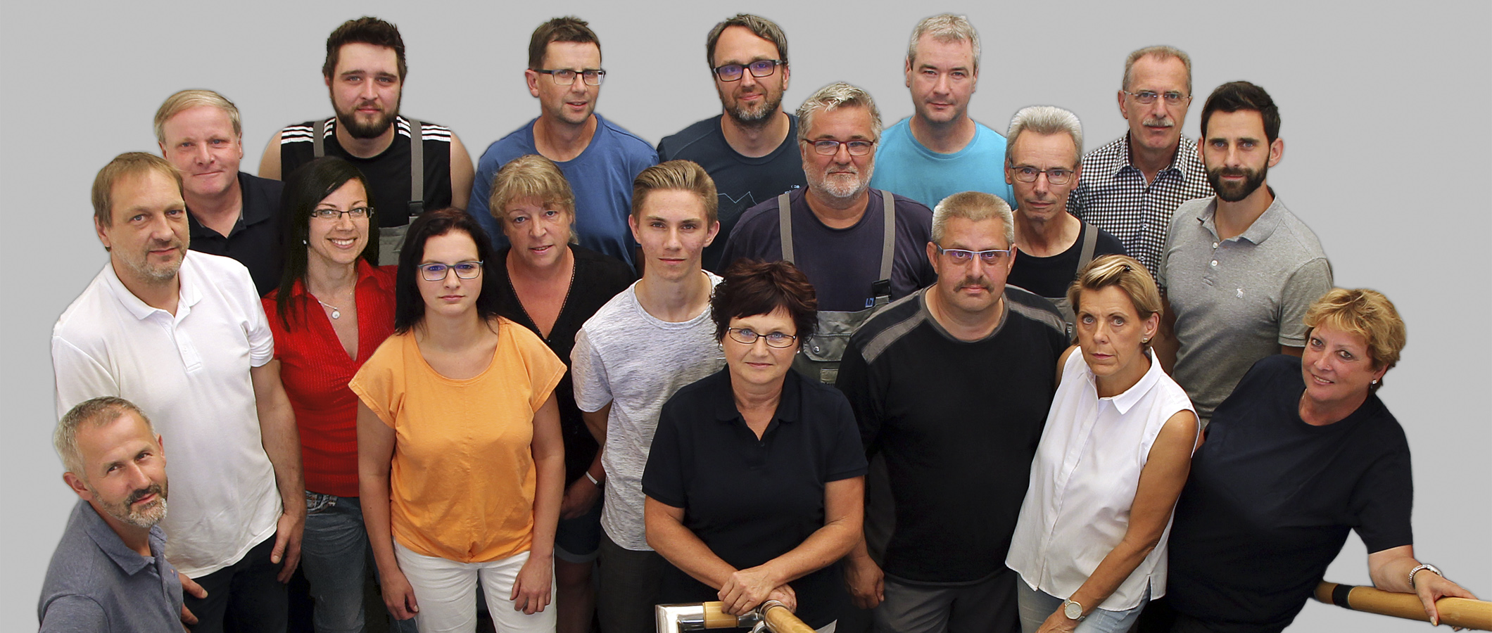 Das Förster & Borries Team